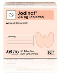 JODINAT 200 µg Tabletten